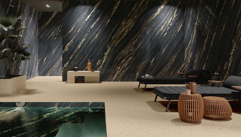 Neue Marmore Ultra Ariostea für Räume mit persönlichem, edlem Stil