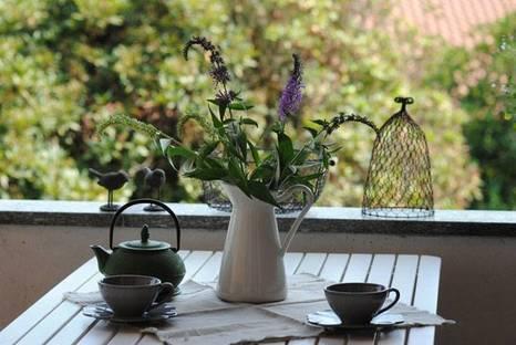 Terrasse. Courtesy of Cristina Rebeccani Corretti