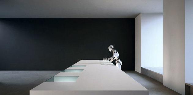 Architektur-Trends: Eine Geschichte - gelesen anhand der Oberflächen für die Architektur.