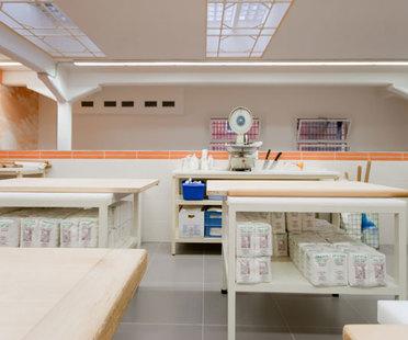 ACTIVE Clean Air & Antibacterial Ceramic™ ergänzt die Küche eines bekannten Restaurants in Bologna
