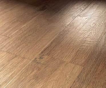 Fußböden aus Feinsteinzeug in Holzoptik<br />