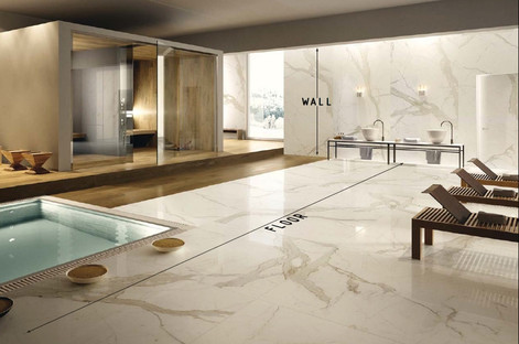 Stonepeak porcelain tiles - Kitchen Design