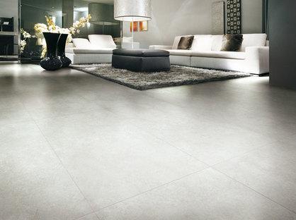 Active ceramic, antibakterielles Steinzeug für Fußböden und Verkleidungen