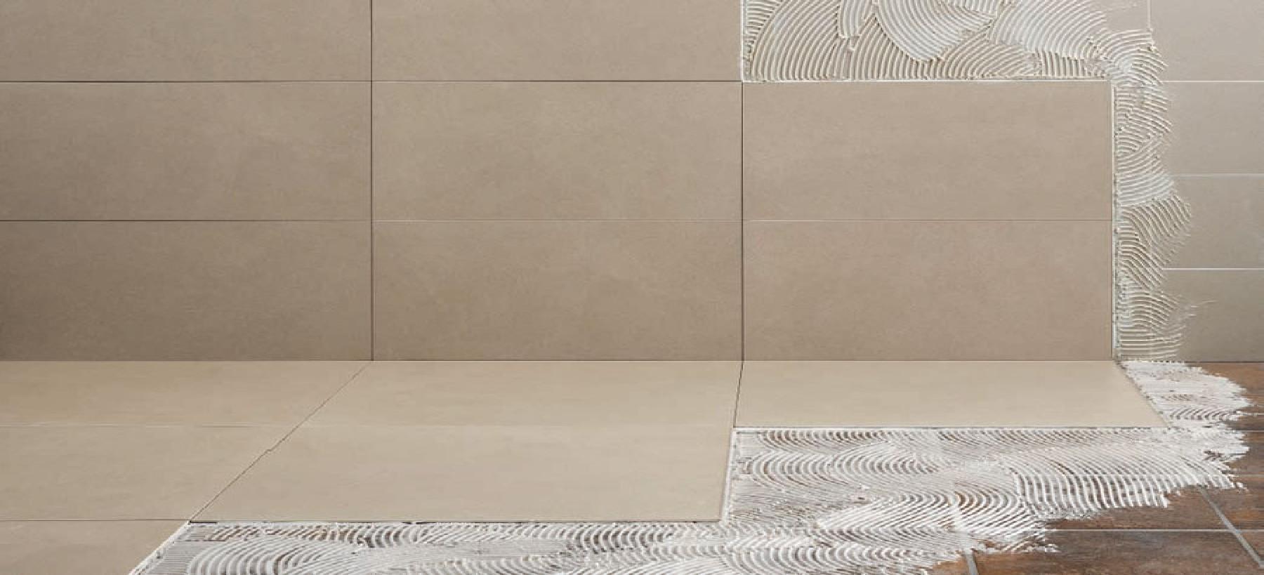 Fußböden für Außenanlagen: Dünne Fliesen für die Verlegung auf vorhandenen Böden