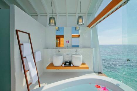 Badezimmer ideen f r moderne innenarchitektur floornature - Innenarchitektur badezimmer ...