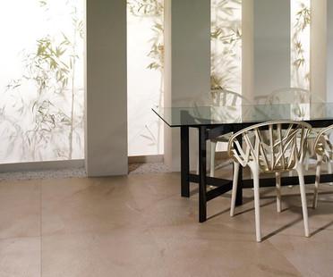 Oberflächen und Effekte. Fußböden und Verkleidungen aus Marmor, Stein, Granit, Harz und Zement