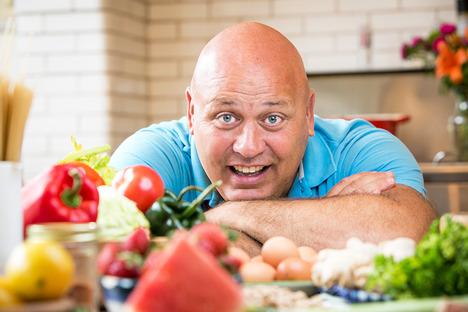 Chef Gino, l'idolo dei bambini americani