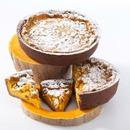 Pumpkin and hazelnut tart (part one)