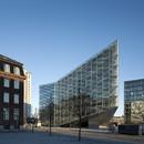 Glas und Stahl im nachhaltigen The Crystal von Schmidt Hammer & Lassen