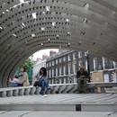Pavillon aus Glasfaserbeton fibreC - SDA