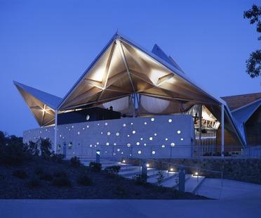 Starlight Theatre, il teatro con il tetto apribile