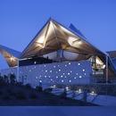 Starlight Theatre, ein Theater mit aufklappbarem Dach
