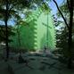 Green Chapel aus Plastik