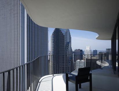 Aqua Tower von Studio Gang in Chicago