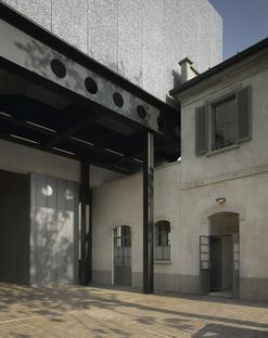 Aus der Renovierung einer Destillerie entsteht die Fondazione Prada in Mailand von OMA Rem Koolhaas