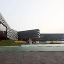 Der horizontale Wolkenkratzer von Steven Holl in Shenzhen, China