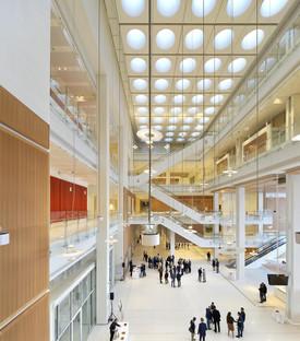 Glasfassade und Photovolatikpaneele für den Justizpalast von RPBW in Paris
