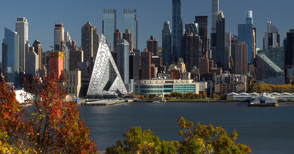 Der Courtscraper W57 von BIG Bjarke Ingels Group in Manhattan