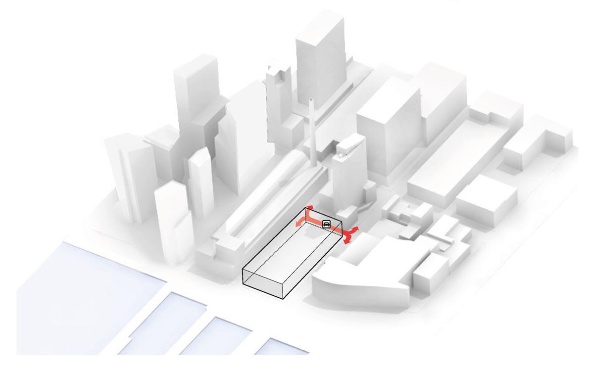 Der Courtscraper W57 von BIG Bjarke Ingels Group in Manhattan