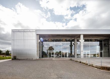 Effekt Architects haben ein ehemaliges Industriegebäude umgewandelt und für Street Sport hergerichtet