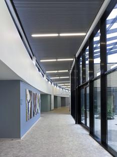 Das Eichenholzverkleidete Hospice Djursland von C.F. Møller