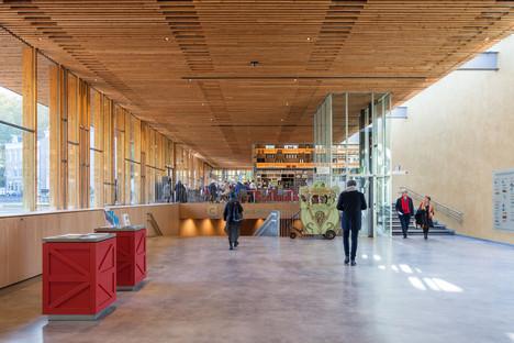 Ziegel, Kupfer und Holz für das Freilichtmuseum von Mecanoo