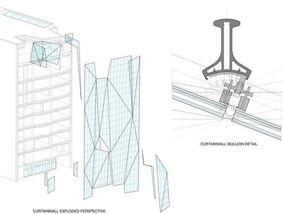 Glas und Stahl für die Fassade des Spertus-Instituts von Krueck & Sexton