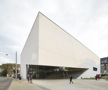 Zement und Gips für das MO-Museum von Libeskind