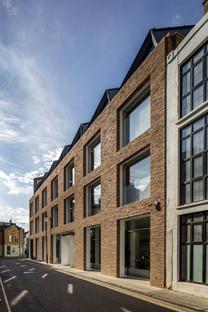 Mansarddach für die Ansdell-Büros von Seilern Architects