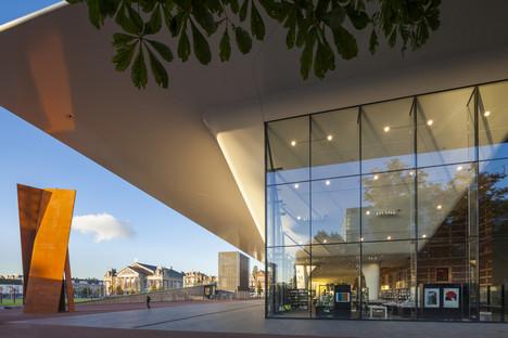 Tenax und Twaron für das Stedelijk Museum von Benthem Crouwel Architects