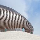 Doppelschalige Stahlstruktur für das Ordos Museum von MAD