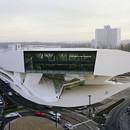 Das Stuttgarter Porsche-Museum in Stahl und Beton von Delugan Meissl