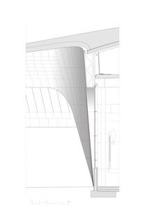 West Terminal aus Stahl und Beton von PES architects in Helsinki