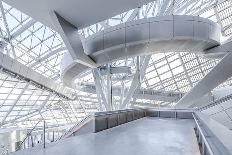 Musée des Confluences aus Stahl, Glas und Beton von Coop Himmelb(l)au