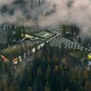 Grüne Fabrik The Plus für Stadtmobiliar Vestre von BIG