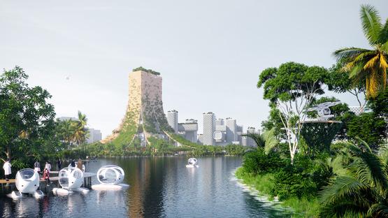 BiodiverCity in Penang, Malaysia von BIG