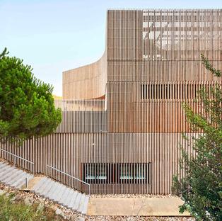Energieeffizientes biomedizinisches Zentrum in Badalona