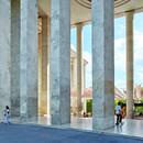 Philologische Sanierung des MAM durch h2o architects