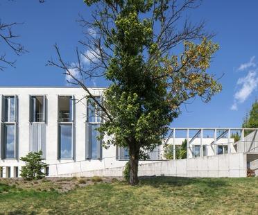 Wagnerisches Betonhaus von B.K.P.Š. Architekten