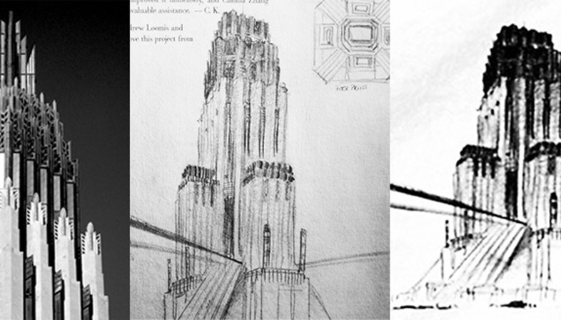 <strong>COMIC & ARCHITEKTUR</strong><br />